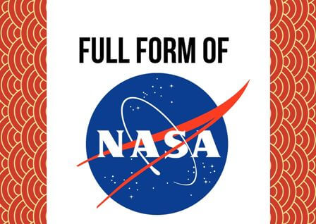 NASA Full form stands for